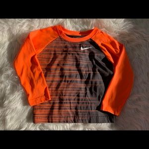 Kids Nike Dri Fit Long Sleeve 3T